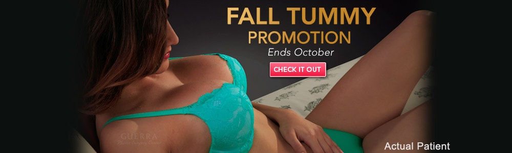 Fall Tummy Promo