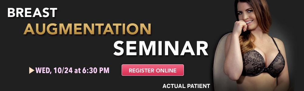 10/24 Breast Augmentation Seminar