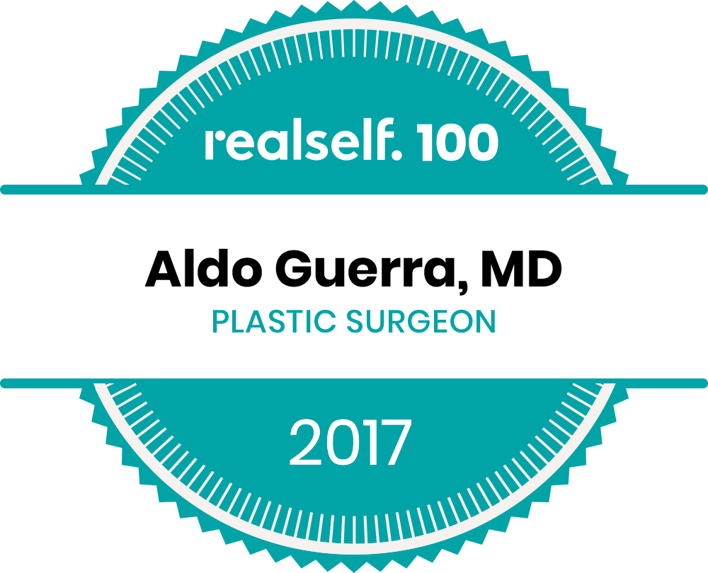 RealSelf Top 100 Doctor 2012-2017