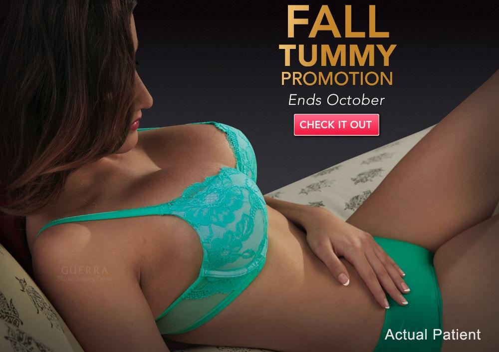 Fall Tummy Promotion