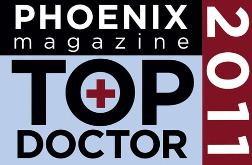 Phoenix Magazine Top Doctor 2011