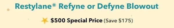 Restylane Refyne/Defyne